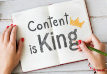 mẫu content marketing
