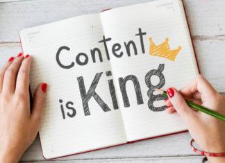 mẫu content marketing