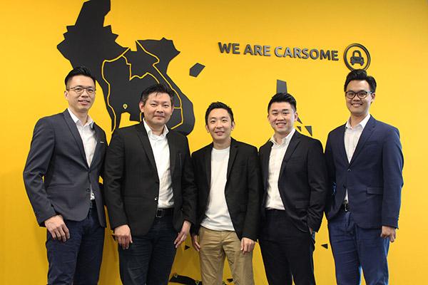 Carsome - Startup có thể trở thành 'kỳ lân' đầu tiên của Malaysia