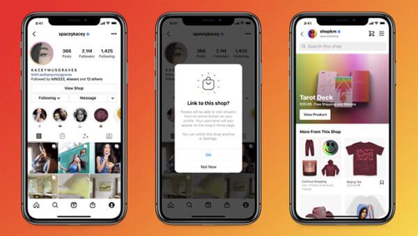 Instagram thông báo chương trình liên kết mới cho nhà sáng tạo trên nền tảng
