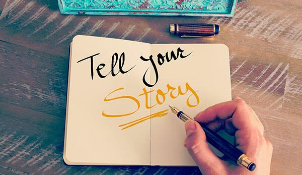 Cách sử dụng 'Storytelling' để bán tầm nhìn và thương hiệu của bạn