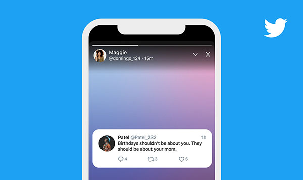 Twitter tạm dừng ứng dụng Fleets sau 9 tháng ra mắt