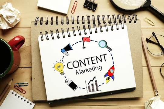 xu hướng content marketing